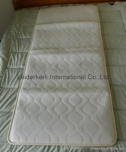 Activated Natural Carbon Fiber Mattress Pad 1