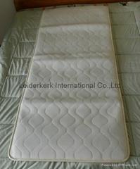 Activated Natural Carbon Fiber Mattress Pad