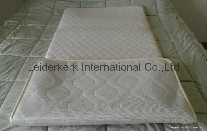 Activated Natural Carbon Fiber Mattress Pad 2