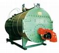 天然气燃气锅炉