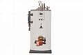 立式燃油气蒸汽锅炉 1