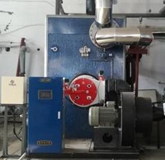 燃气锅炉低氮燃烧改造