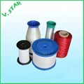 dyed monofilament yarn