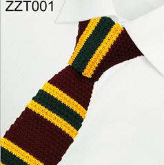 11色針織領帶
