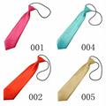 18 Colors Elastic Neckties In Stock