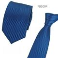 FB3 Strip Patterns Polyester Neckties In Stock (1-20 )