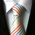 1200 Needle Polyester Neckties,Jacquard Polyester Neckties