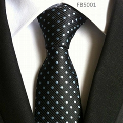Dots Patterns Neckties,