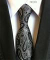 Flower Patterns Neckties,1200 needles Polyester Neckties