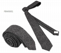 Wool Neckties, New Neckties
