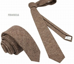 Wool Neckties, New Neckties