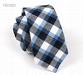 Cotton Neckties, New Neckties