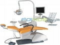 chair mounted dental unit  1