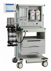 Multifunctional Anesthesia Unit (with 2 vaporizers) CE certificate