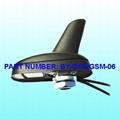 Shark Fin GPS GSM Antenna