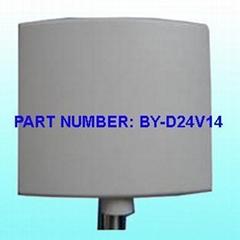 2.4G 14dBi Mimo Panel Antenna