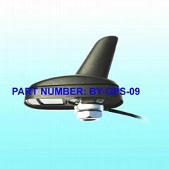 GPS鲨鱼天线