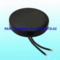 Dual-Band(GPS/UMTS) Antenna