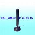 磁钢安装GSM/3G天线,5d