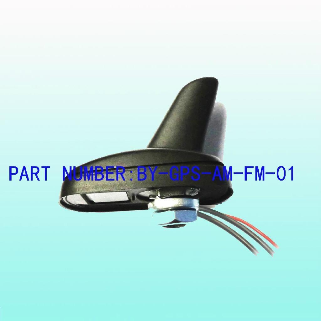 GPS/AM-FM天線 1