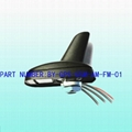 AM FM GPS GSM Combined Antenna Screw Mount For Car