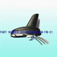 GPS/GSM/AM-FM Antennas