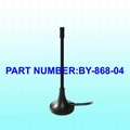 868Mhz Antennas,RFID Magnetic Mount Aerial Cable Length 1-5meters