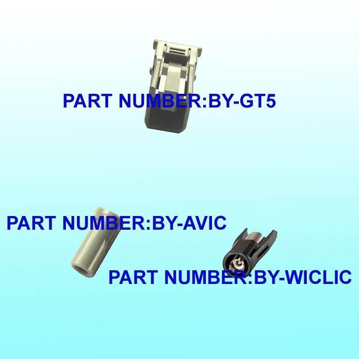 GT5 / AVIC/ WICLIC Connectors