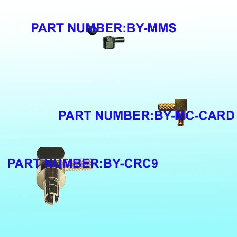 MMS / CRC9 / MC-CARD 轉接頭 1