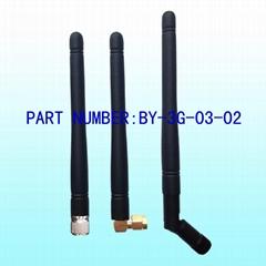 GSM/3G Rubber Antenna High Gain