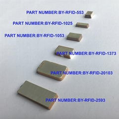 RFID Dielectric Antenna