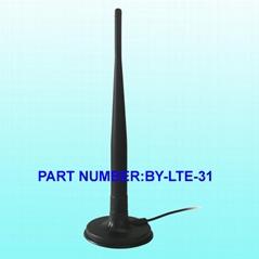 LTE/4G 天線,65mm吸盤