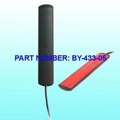 433MHz Antenna with Adhesive Mounting