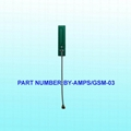 AMPS/GSM Embedded Antenna with Ce/Rhos