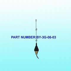 GSM/3G Antenna with Screw Mounting 5dBi with CRC9, Ts9, SMA Connector