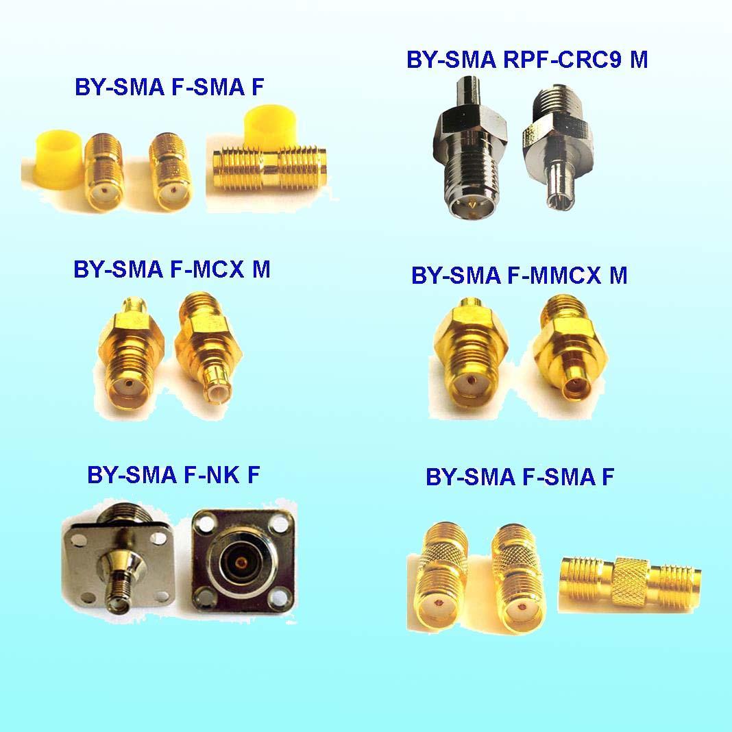 射頻適配器連接器 1