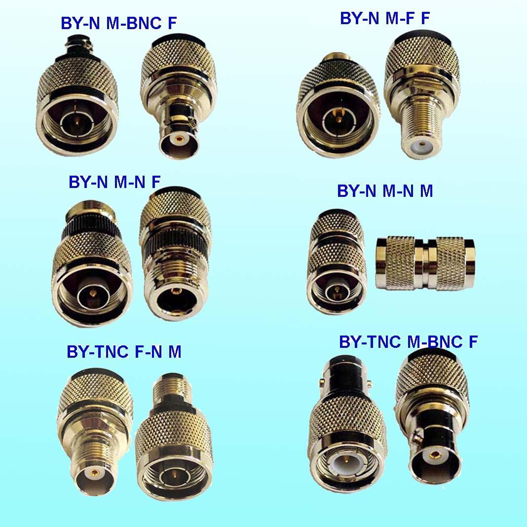 射频适配器连接器 1