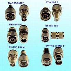射頻適配器連接器