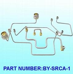 半刚性电缆组件