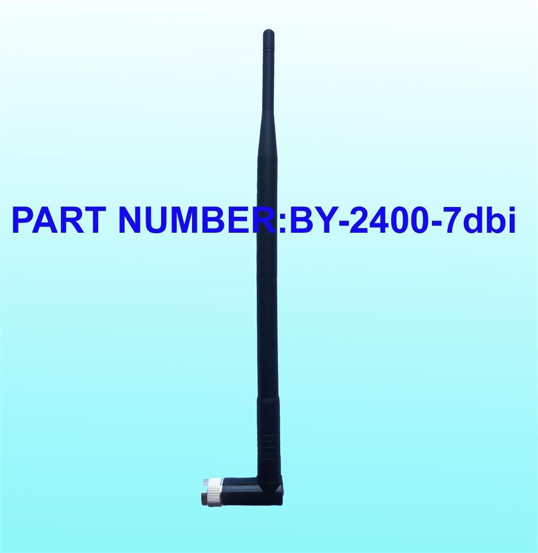 Wifi(2.4GHZ)橡皮天線 1