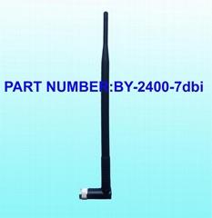 Wifi(2.4GHZ)橡皮天線