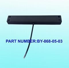T Antenna RFID 868mhz Adhesive Mount 100% Waterproof