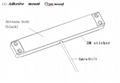 868Mhz 天線(IP68) 3