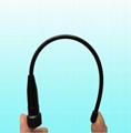 Walkie Talkie Antenna,Dual Band Flexible Whip Antenna
