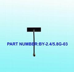 Wifi(2.4~5.8GHz) Embedded Antenna