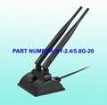 2.4G~5.8G base antennas