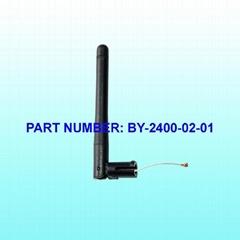 Wifi(2.4GHz)Rubber Antenna