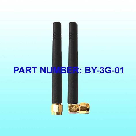 3G/GSM rubber antenna