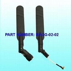 3G橡皮天線,GSM橡皮天線