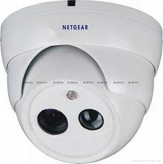 NETGEAR 百万高清 P2P网络摄像机 ip camera 720p 云号码